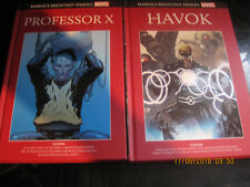 MARVELS MIGHTIEST HEROES BOOKS X2 PROFESSOR X AND HAVOK NEW NOT SEALED