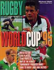 1995 RUGBY WORLD CUP PUBLICATION - Rugby World Cup '95 by Richard Bath