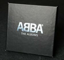 ABBA - The Albums 9 CD Box Set with Bonus Tracks - Excellent Condition