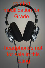 GRADO PS1000 -Unofficial Premium Grade Leather Suspension Strap for GRADO PS1000
