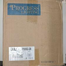 LOT OF (6) PROGRESS P8062-28 RECESSED TRIMS