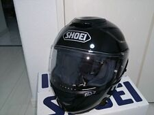 ★SHOEI GT-AIR METALLIC BLACK size L(59-60cm) motor cycle helmet Made in Japan
