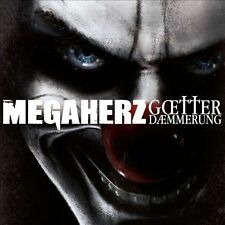 Megaherz : Gotterdammerung Heavy Metal 1 Disc CD