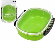 BENTO BOX G & B Lunchbox Green Made in japan