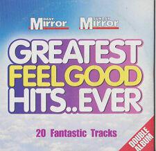 GREATEST FEEL GOOD HITS..EVER part 1PROMO CD 10tks TAKE THAT FIVE WAX JACKSON 5