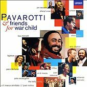 "NEW SEALED CD ""Pavarotti & Friends for war children (G)"