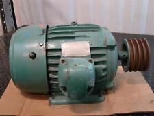 US Electrical Motors 10hp 230/460V 1745RPM 3Ø F-A262-00-770