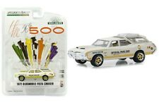 1972 Oldsmobile Vista Cruiser HURST 56th Indy 500 Pace Car* Greenlight 1:64 OVP