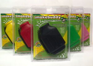 Smoke Buddy Junior - Personal Air Purifier, Filter, and Odor Diffuser