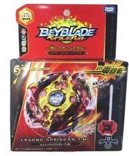 Takara Tomy Beyblade Burst B-86 Legend Spriggan .7.Mr Dual Spin Starter Pack USA