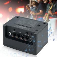 Mini Electric Guitar Speaker E-Gitarren Portable Lautsprecher AMP ✪