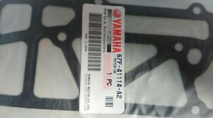 GENUINE YAMAHA 67F-41114-A2-00 Gasket, Exhaust Outer Cover OE NOS