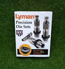 Lyman Premium Carbide 3 Die Set 9mm Luger, Shell HLD X-12 - 7680111