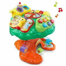 Baby Learning Toy Toddler Learn Discover Activity Table Tree Teach Music Number