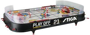 Stiga Tischeishockey Playoff Neue Version Table hockey Eishockey Tisch kicker