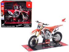 TEAM HONDA CRF450R KEN ROCZEN #94 1/12 MOTORCYCLE MODEL BY NEW RAY 57923
