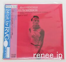 Bobby Hutcherson / Happenings Japan Mini LP Blue Note CD W / Obi Tocj-9165