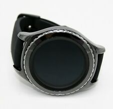 Samsung Gear S2 SM-R735T Stainless Steel Smartwatch T-Mobile - Dark Gray