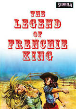 THE LEGEND OF FRENCHIE KING NEW DVD
