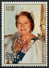 Niue 1980 Queen Mothers 80th Birthday MNH  #R756