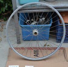 (1) Araya Aluminium bike rims 26 x 150