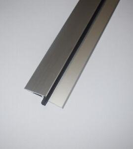 Bodenschwelle Türschwelle 1000mm Abdichtung Aluminium eloxiert mit Dichtung