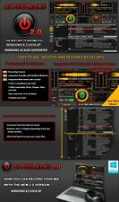 Pro DJ Mixing Software Pubs, Clubs, Mobile,  Windows Only  £3.99