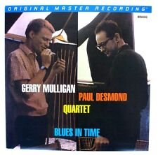 GERRY MULLIGAN Paul Desmond blues in time MFSL 1 241 M/M LIMITED EDITION 1635top