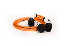 Walli Typ 2 auf Typ 2 Ladekabel Elektroauto Mode 3 Ladekabel Adapter 11kW 16A