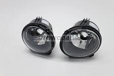 BMW 2 3 5 5GT Reihe Front Nebelscheinwerfer Paar Set mit Glühlampen Original