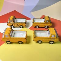 VINTAGE TONKA PICK UP TRUCK NO.515 Lot Of Four Varying Conditions, Man Cave