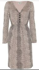 Raquel Dress Alice By Temperley Nude Mix Size UK 12