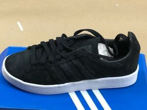 Adidas Campus Stitch and Turn Schuhe Sneaker Wildleder Originals schwarz BB6745