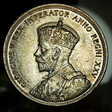 Canada, 1935 Silver Dollar - Choice Unc !!