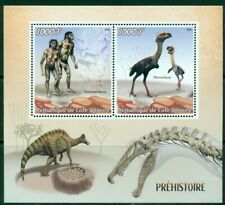 2016 MS Prehistoric man 2 valuesdinosaurs australopithecus phorusrhacos400119