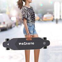 Electric Skateboard Power Motor Cruiser Maple LongBoard /& Remote Controller *