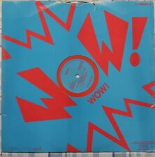 DISCO 45 GIRI MAXI - WOW!  - HELLHOUSE (Feel The Heat) // WOW!