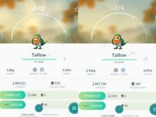 POKEMON GO SHINY✨ - TAILLOW + X2 BUNDLE OPTION (Registered or 30 Days)
