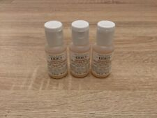 Kiehl's 3 x 30ml Smoothing Oil Infused Shampoo For Dry Or Frizzy Hair. Argan Oil