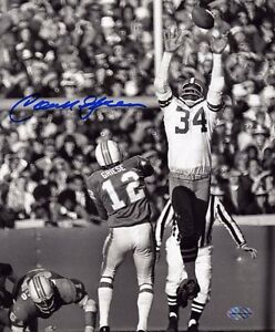 Cornell Green Dallas Cowboys Autographed 8x10 (Super Bowl)
