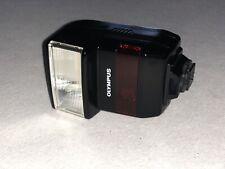 Olympus Om Full Synchro Flash F280 Pour OM-4 OM-4ti Top État Testé OK