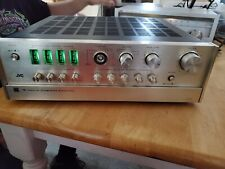 Rare Vintage Jvc 4 Channel Integrated Amplifier 4vn-990 Working