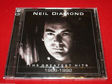 NEIL DIAMOND - The Greatest Hits (1966-1992) - New CD