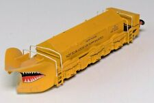 Kit Built Model, 6 Wheel resin Snow Plough, ADB965581 in BR yellow.
