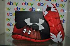 Under Armour Boys' Grade School X Level Scramjet Running Shoes 1285379 004 SZ 7y
