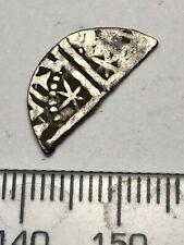 Alexander III Scottish Medieval Hammered Silver Coin - Moneyer WALTER (C604)