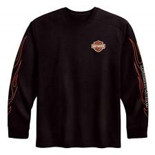HD Sweat-Shirt Flame Harley Davidson NEU