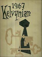 1967 Kelvyn Park High School Yearbook Chicago