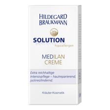 Hildegard Braukmann 24h Solution hypoallergen - MEDILAN CREME 50 ml