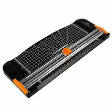 Heavy Duty A4 Photo Paper Cutter Guillotine Card Trimmer Ruler Office Home Arts